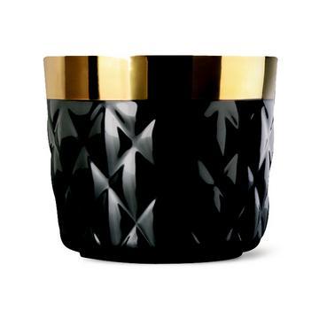 """Becher """"Sip of Gold Noir"""", Cushion"""