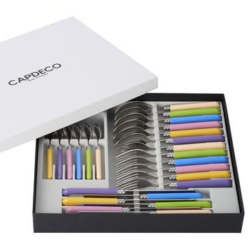 "Besteckset ""Cambridge Colormix"" 24-tlg."