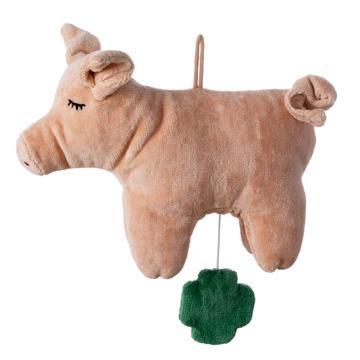 """Spieluhr """"Schwein"""""""