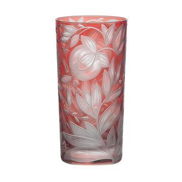 """Highballglas """"Verdure"""", rosa"""