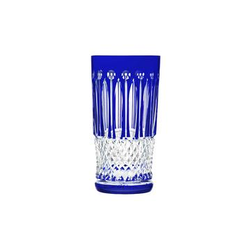 "Highballglas ""Tommy"", dunkelblau"