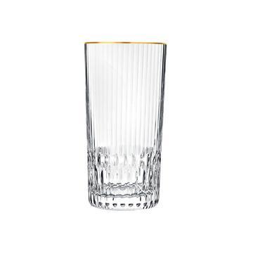 """Highballglas """"Apollo Gold"""", groß"""