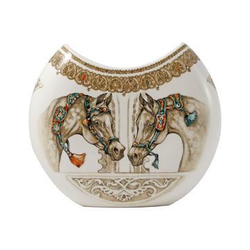 """""""Chevaux du Vent"""" Vase, halbmondförmig"""