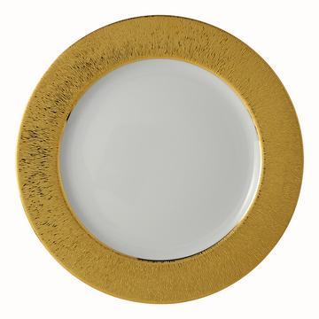 """""""Dune"""" Platzteller, Gold"""