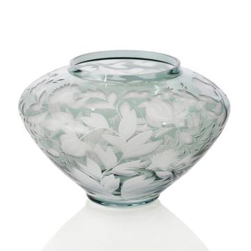 """Verdure"" vase, grey"