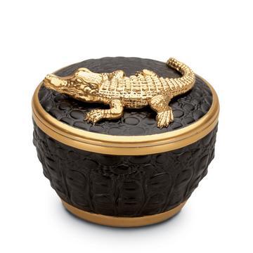 """Duftkerze """"Crocodile Gold"""""""