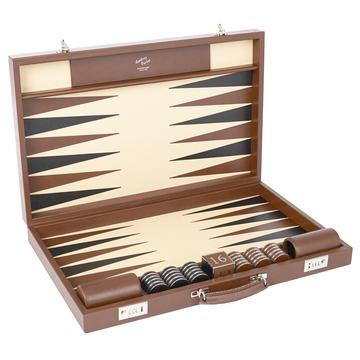 "Backgammon ""Contemporary"", espresso"