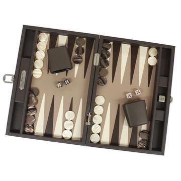 """Backgammon """"Buffalo"""", braun"""