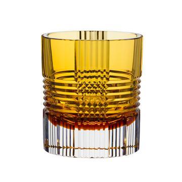 """Whiskeybecher """"Viden"""", groß, bernstein"""