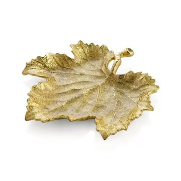 "Schale ""Grape Leaf"""