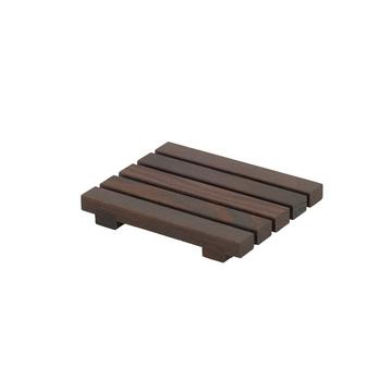 "Seifenbank ""Wood"", Thermoesche dunkel"