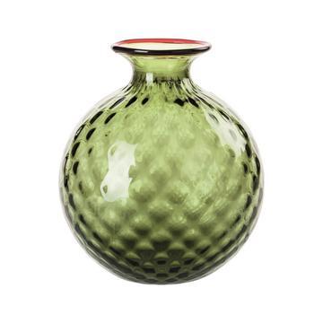 """Vase """"Monofiori Balloton"""", klein, apfelgrün"""