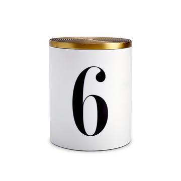 """Duftkerze Nr. 6 """"Jasmin d'Inde"""""""