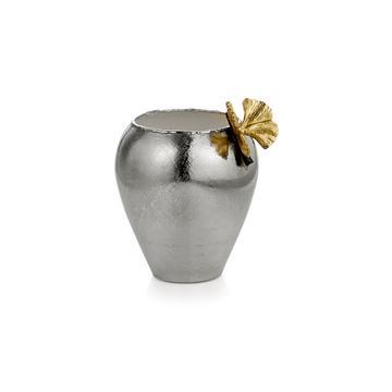 """Vase für Einzelblüten """"Butterfly Ginkgo"""""""
