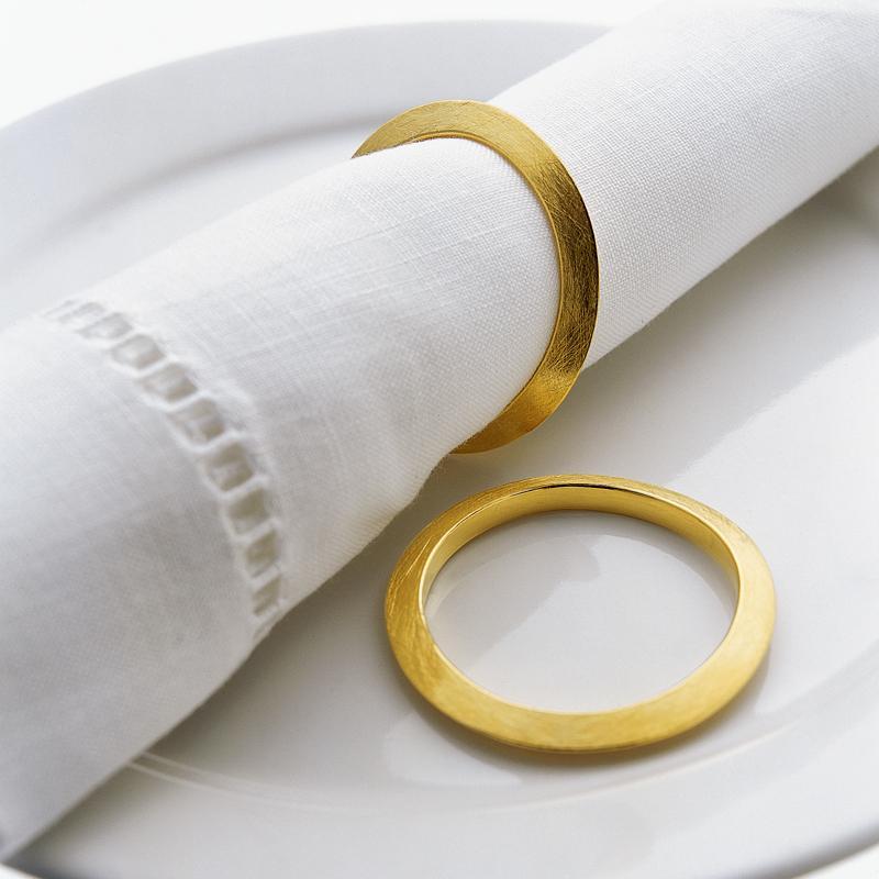 Horst Max Lebert Pure Napkin Rings Artedonacom
