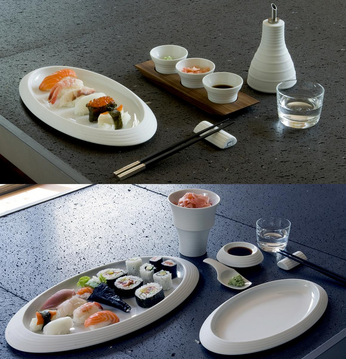 hering berlin pulse for sushi. Black Bedroom Furniture Sets. Home Design Ideas