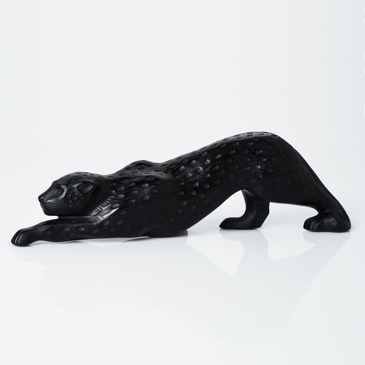 Lalique Zeila Panther Black Artedona Com