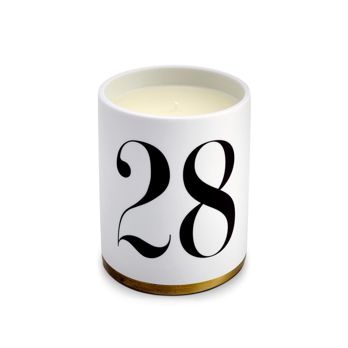 L 39 objet mamounia scented candle no 28 for Different brands of candles