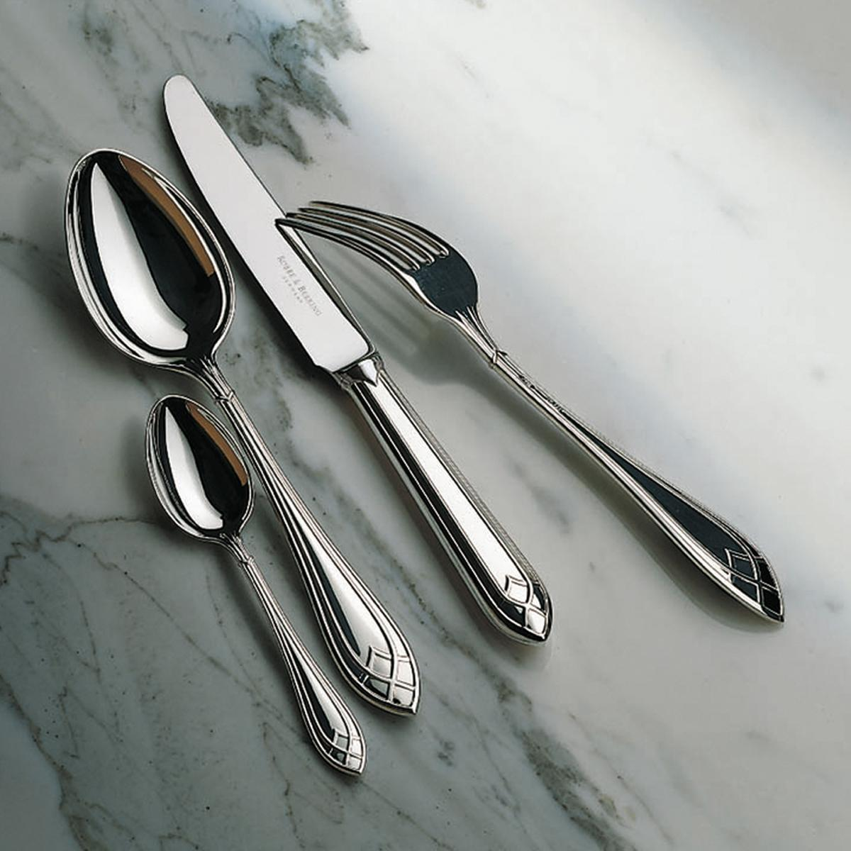 robbe berking arcade cutlery silverplated. Black Bedroom Furniture Sets. Home Design Ideas