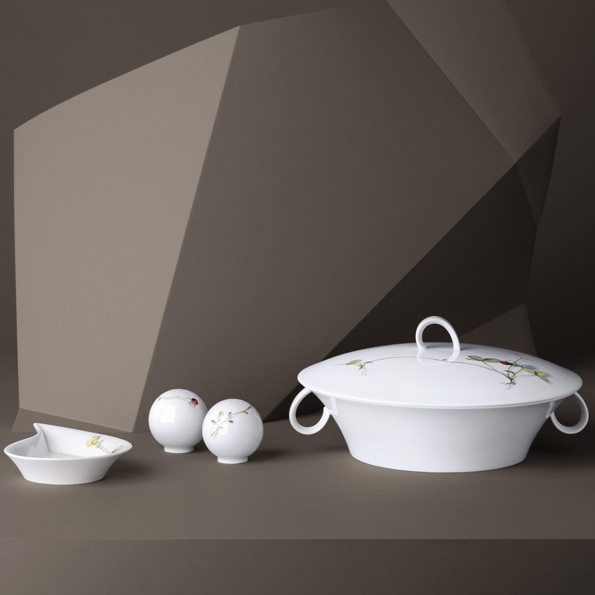 kpm berlin pianta porzellan. Black Bedroom Furniture Sets. Home Design Ideas