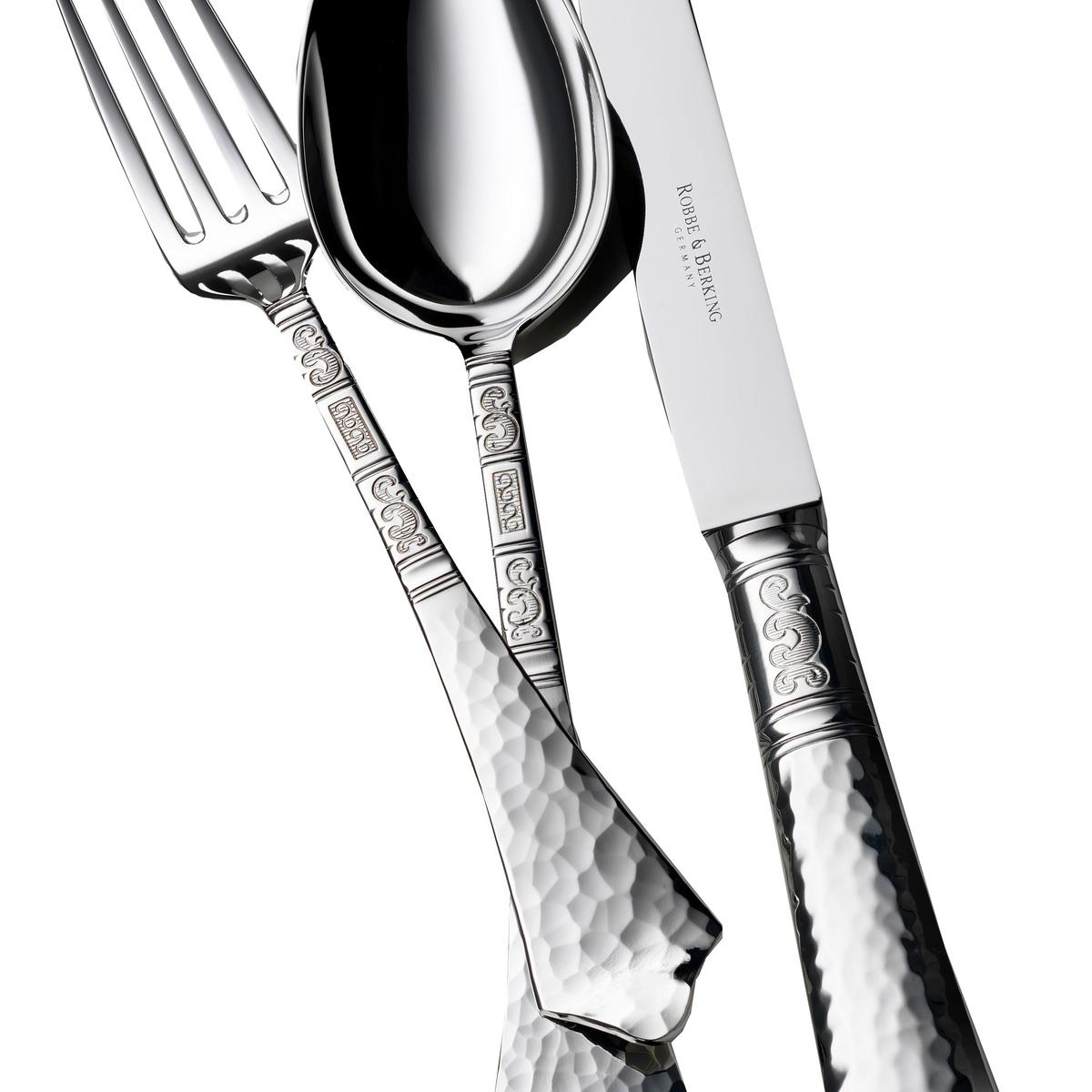 robbe berking hermitage cutlery silverplated. Black Bedroom Furniture Sets. Home Design Ideas