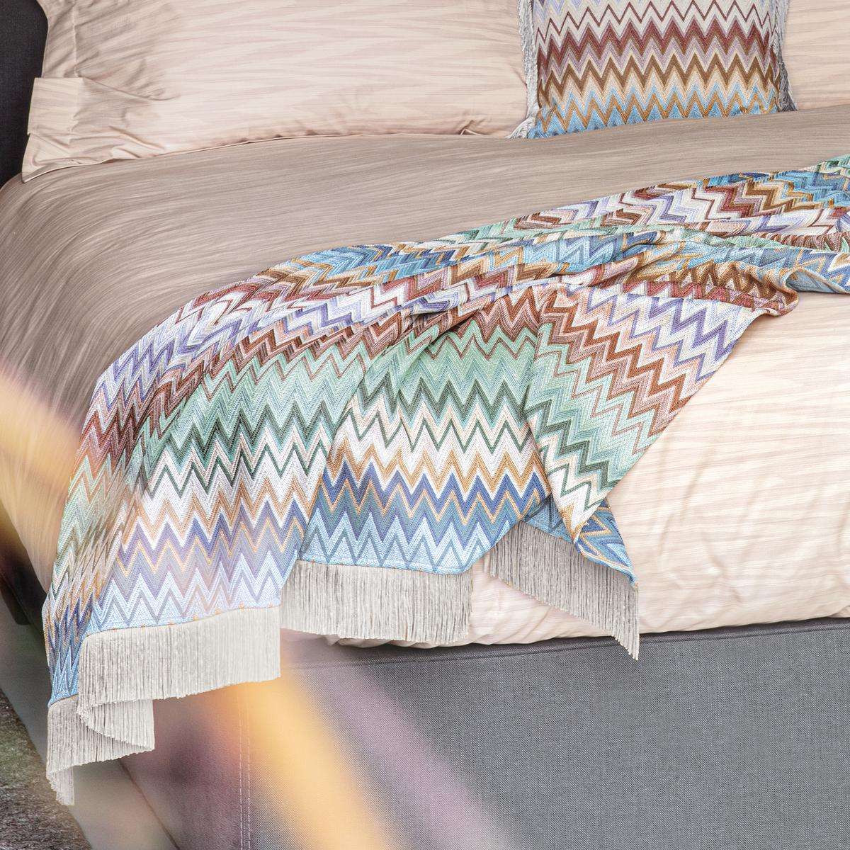 missoni home margot throws cushions. Black Bedroom Furniture Sets. Home Design Ideas