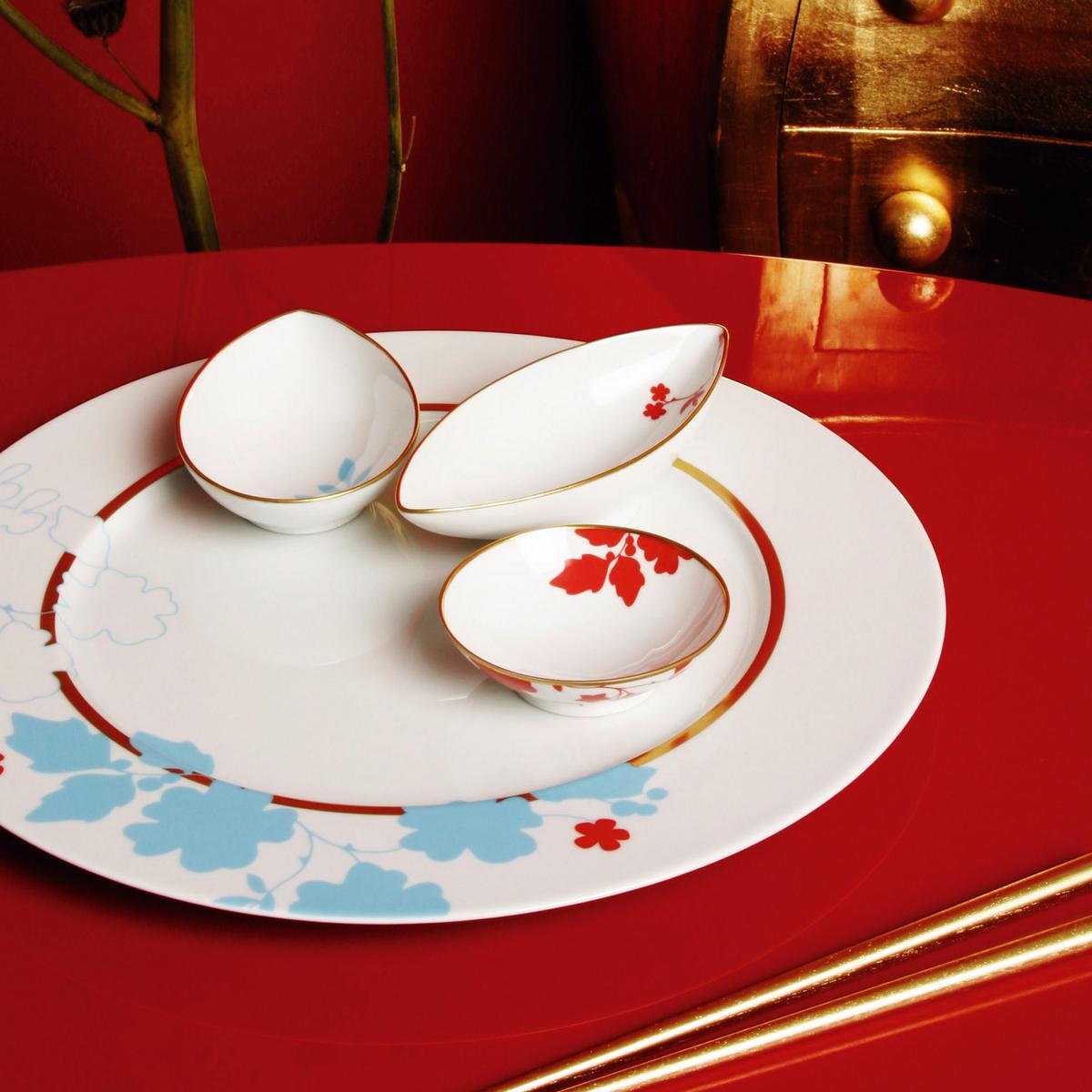sieger by f rstenberg emperor 39 s garden dinnerware. Black Bedroom Furniture Sets. Home Design Ideas