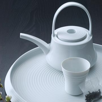 """Pulse"" tea set, 6 pieces"